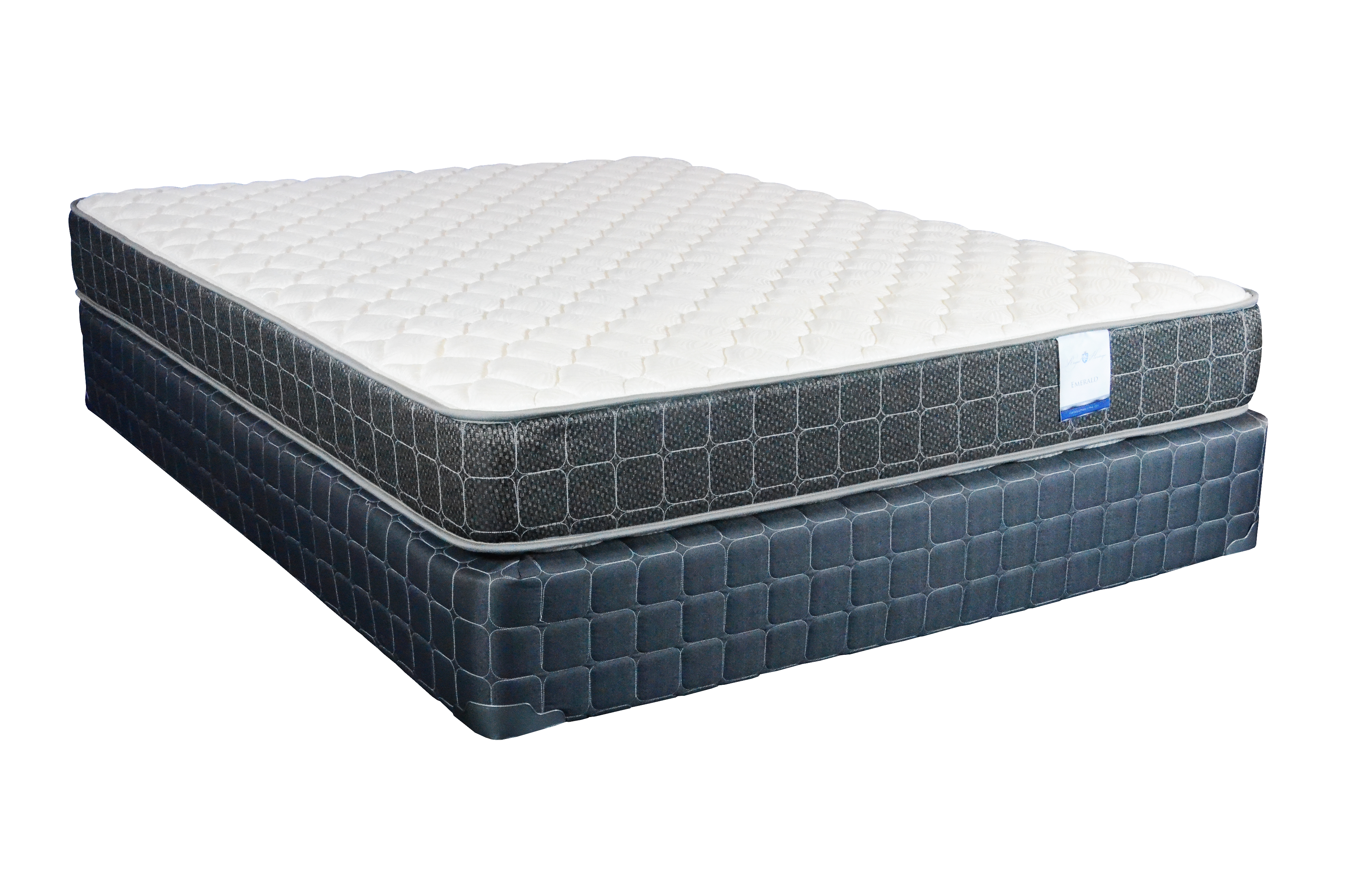 mattress presidential serta sided double pillowtop twin sm ii suite